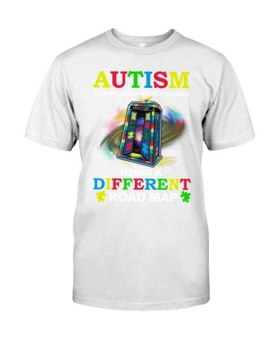 Autism Different