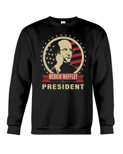 Merkin muffley for President