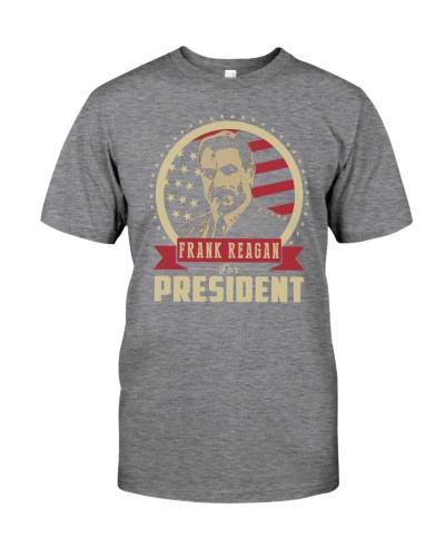 Frank Reagan for President