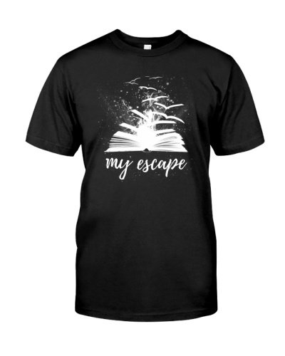 Book is my escape