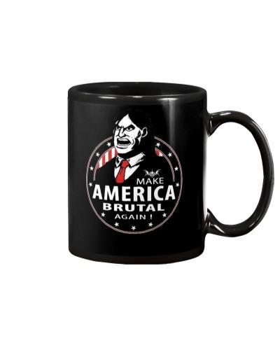 Make America brutal again