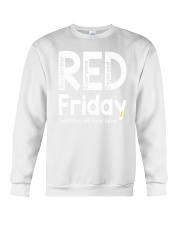 red shirt friday Crewneck Sweatshirt thumbnail