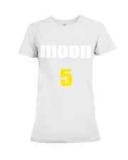 john mayer moon hoodie Premium Fit Ladies Tee thumbnail