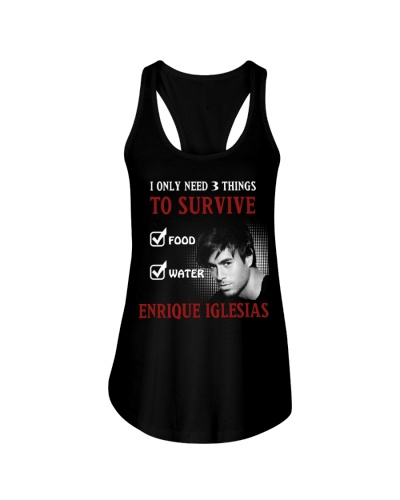 ENRIQUE IGLESIAS I ONLY NEED 3 THINGS