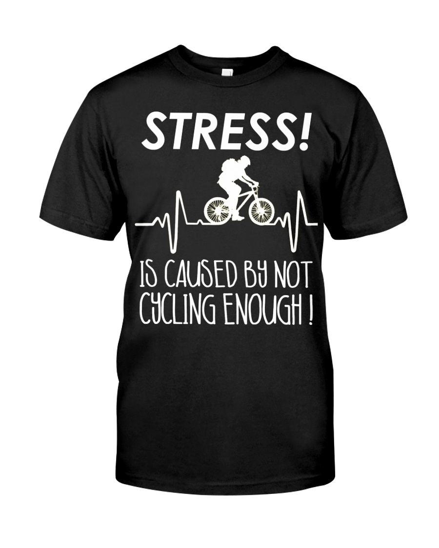 Cycle - Stress Classic T-Shirt
