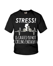 Cycle - Stress Youth T-Shirt thumbnail