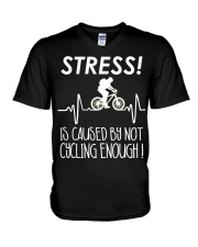 Cycle - Stress V-Neck T-Shirt thumbnail