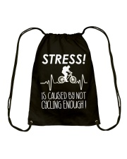 Cycle - Stress Drawstring Bag thumbnail