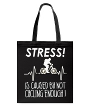 Cycle - Stress Tote Bag thumbnail