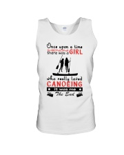 Canoeing - Once Upon A Time Unisex Tank thumbnail
