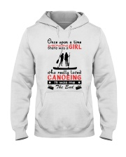 Canoeing - Once Upon A Time Hooded Sweatshirt thumbnail