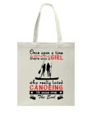 Canoeing - Once Upon A Time Tote Bag thumbnail