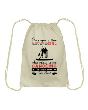 Canoeing - Once Upon A Time Drawstring Bag thumbnail