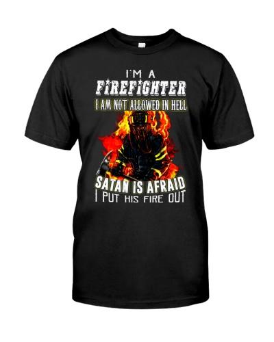 Firefighter - Satan