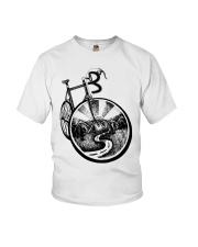 Cycle - Hills Youth T-Shirt thumbnail