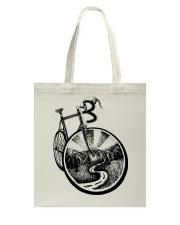 Cycle - Hills Tote Bag thumbnail