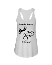 Cycle - Stupid Hurts Ladies Flowy Tank thumbnail
