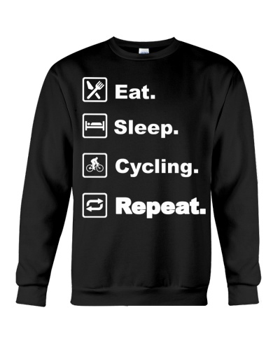 Cycle - Eat - Sleep - Cycling - REPEAT