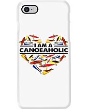 Canoeing - I Am A Canoe Aholic Phone Case thumbnail