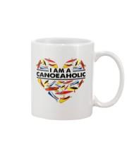 Canoeing - I Am A Canoe Aholic Mug thumbnail