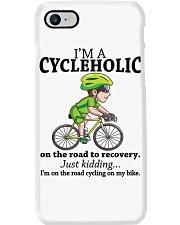 Cycle - Cycleholic Phone Case thumbnail