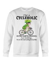 Cycle - Cycleholic Crewneck Sweatshirt thumbnail