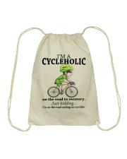Cycle - Cycleholic Drawstring Bag thumbnail