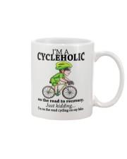 Cycle - Cycleholic Mug thumbnail