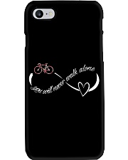 Cycle - You Will Never Walk Alone Phone Case thumbnail