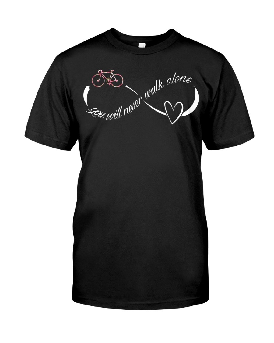 Cycle - You Will Never Walk Alone Classic T-Shirt