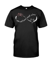 Cycle - You Will Never Walk Alone Classic T-Shirt front