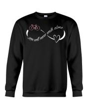 Cycle - You Will Never Walk Alone Crewneck Sweatshirt thumbnail