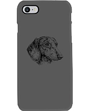 dachshund beauty Phone Case thumbnail