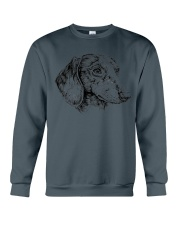 dachshund beauty Crewneck Sweatshirt thumbnail