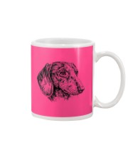 dachshund beauty Mug tile