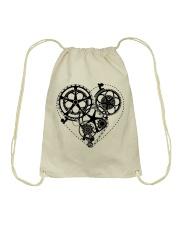 Cycle - Heart Drawstring Bag thumbnail