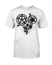 Cycle - Heart Classic T-Shirt front