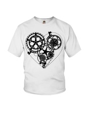 Cycle - Heart Youth T-Shirt thumbnail