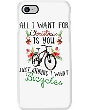 Cycle - Merry Christmas - All I Want Phone Case thumbnail
