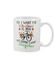 Cycle - Merry Christmas - All I Want Mug thumbnail