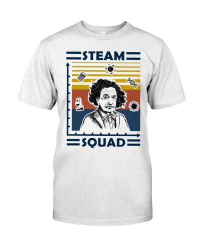 Mathematics Steam Squad