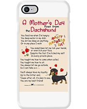 Dachshund - Happy Mother's Day Phone Case thumbnail