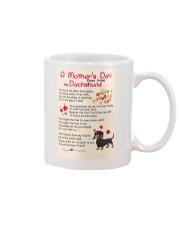 Dachshund - Happy Mother's Day Mug thumbnail