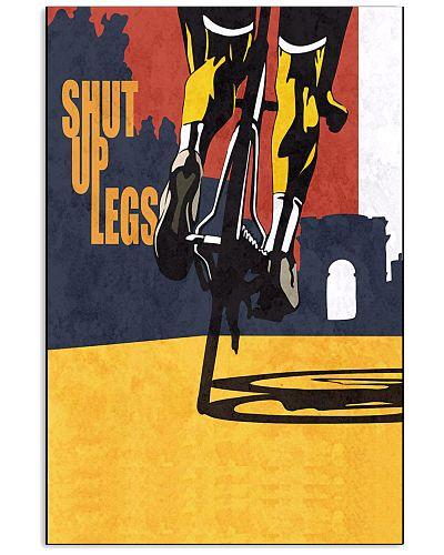 Cycle - Shut Up Leg - Poster