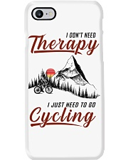Cycle - I Don't Need Therapy Phone Case thumbnail