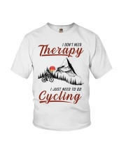 Cycle - I Don't Need Therapy Youth T-Shirt tile