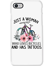 Cycle - Just A Woman Phone Case thumbnail