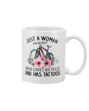 Cycle - Just A Woman Mug thumbnail