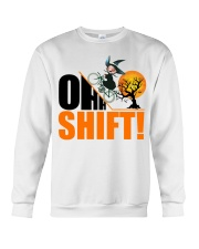 Cycle - Halloween - Ohhh Shift Crewneck Sweatshirt tile