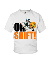 Cycle - Halloween - Ohhh Shift Youth T-Shirt thumbnail
